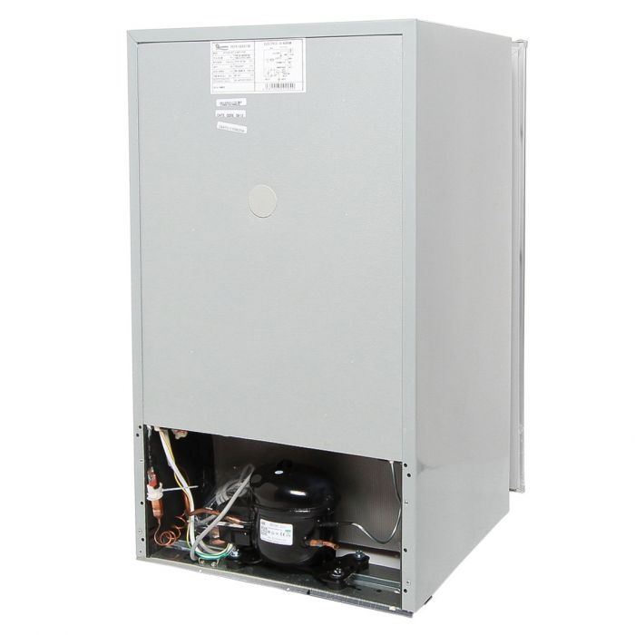 90 LITERS SINGLE DOOR FRIDGE, SILVER- RF/215