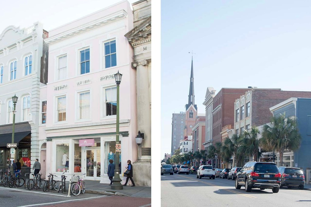 Historic District, Charleston