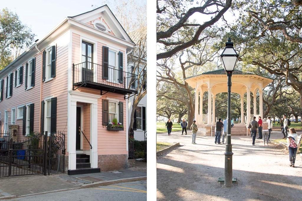 Parks in Charleston