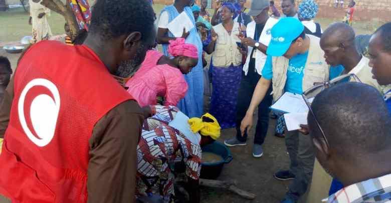 Sélibaby : Des équipes du CRM pour assister les populations touchées