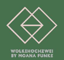 Wolke hoch 2 by Moana Funke