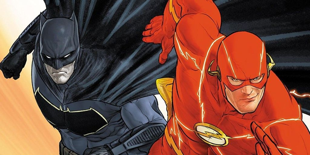 Batman and Flash