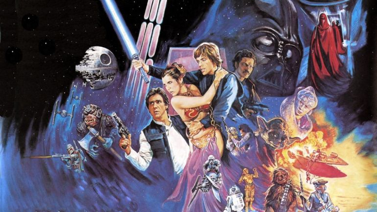 star wars the return of the jedi