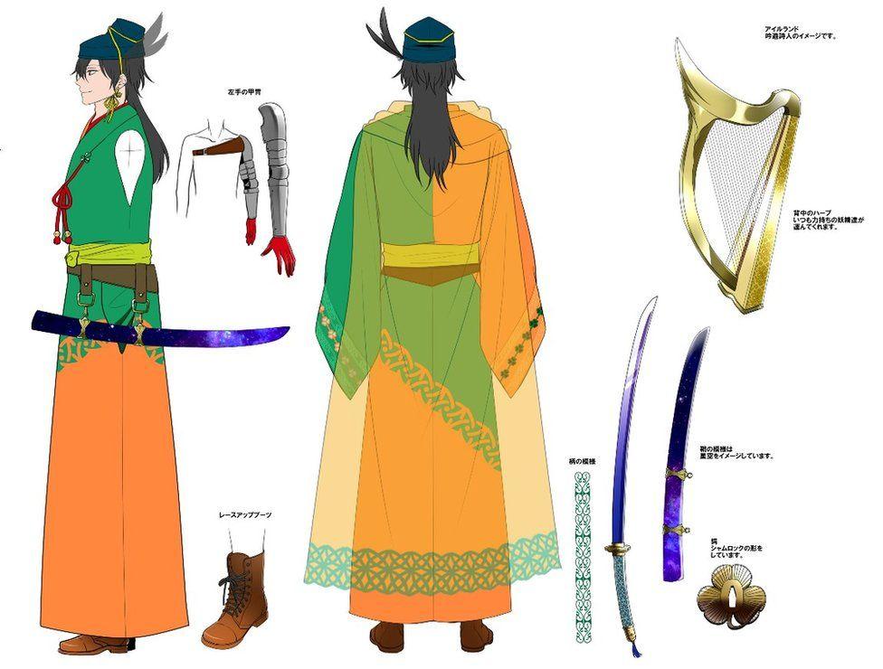 irish samurai