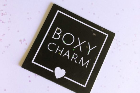 BoxyCharm Subsciption… Is it worth it?