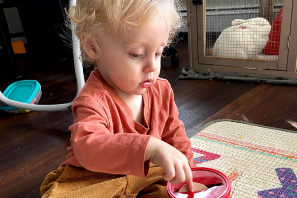 Montessori Inspired Holiday Gift Guide for 2-3 Year Olds