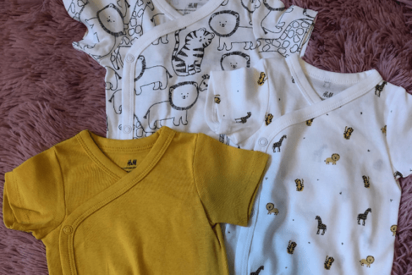 Best of Gender Neutral Baby Clothing… H&M & Carter's