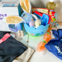What's In My Toddler's Easter Basket