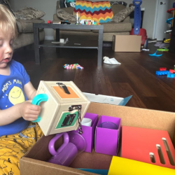 LOVEVERY 'The Realist' Play Kit Review