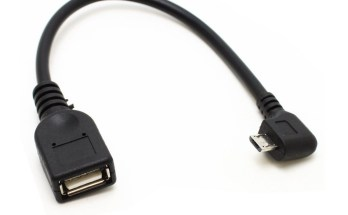 Fosmon Micro USB to USB 2.0 Adapter