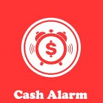 Cash Alarm referral link code / promo code / 4444 free mcoins & review