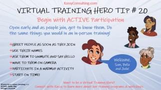 virtual training her top #20