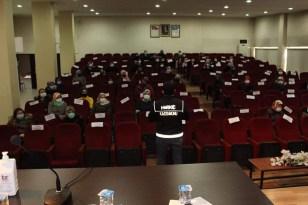 533 anne ve anne adayına 'narko rehber' eğitimi verildi