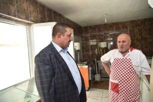 Başkan Vidinlioğlu, esnafın sorunlarını dinledi