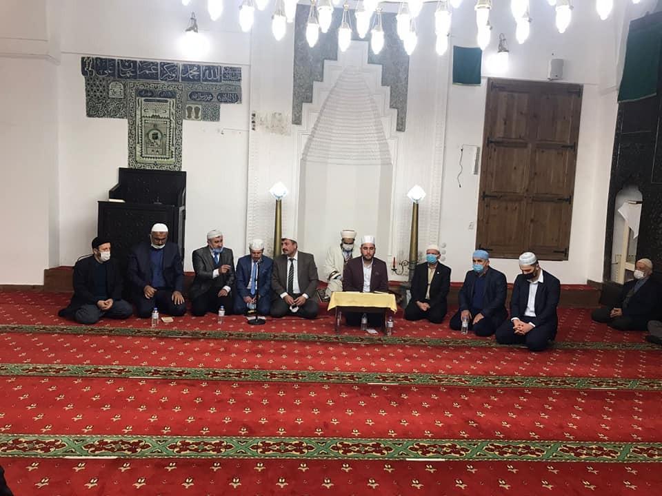 Camiler ve Din Görevlileri Haftası, Küre'de dualarla kutlandı