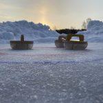 Curling och skridskor