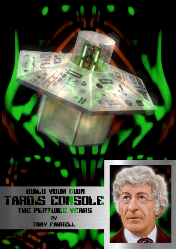 Doctor Who eBook: Build a TARDIS Console Pertwee Edition