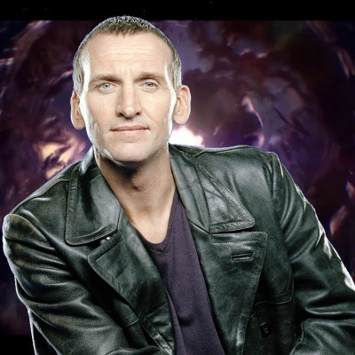 Christopher Eccleston loves Doctor Who fans