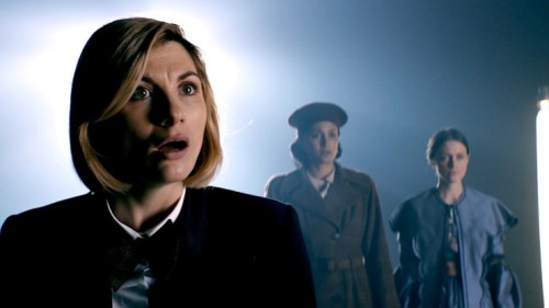 Doctor Who Spyfall part 2