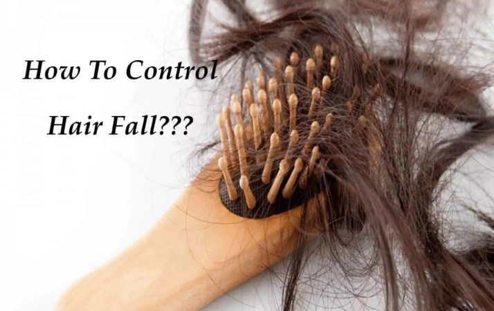 Get Easy Tips To Stop Control Hair Fall Shridhar Kasturi Oil