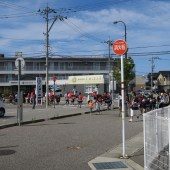 平成28年9月 三日市町会キリコ祭の様子 2