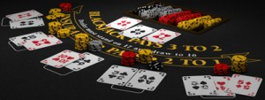 Gra blackjack