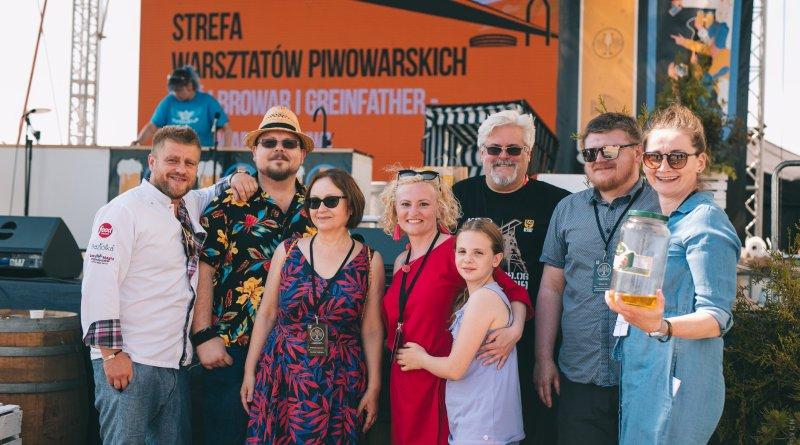 Wrocławski Festiwal Piwa, czyli Kaszpir nagościnnych występach