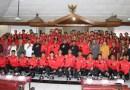 Lepas Kontingen Popnas, Wagub Cok Ace Ajak Masyarakat Dukung Pembinaan Atlit Bali
