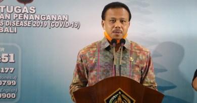 Perkembangan Corona Bali, Pasien Positif 482 Bertambah 17 Kasus, Sembuh 334 Bertambah 5 Orang, Meninggal 5 Orang