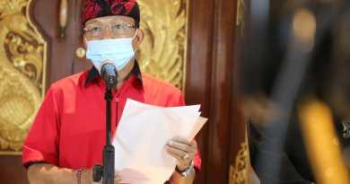 Lindungi Sumber Daya Air Bali, Gubernur Koster Rilis Pergub Nomor 24/2020