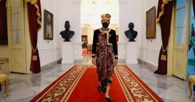 Buka Pesta Kesenian Bali ke-43, Presiden Jokowi: Kunci Utama Pemulihan Bali ialah Kemampuan Tangani Pandemi