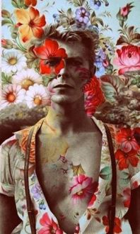 bowie flowers