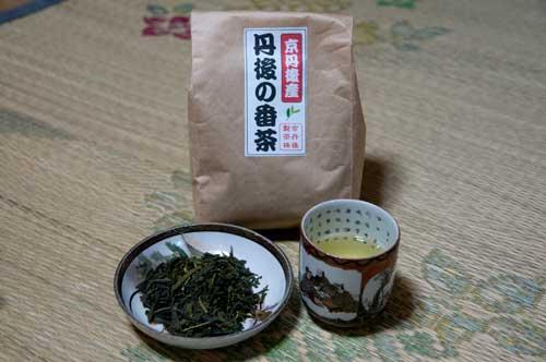 京丹後の番茶