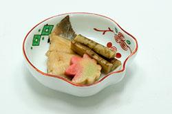 手打ち蕎麦のランチ・魚料理