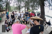 Kung Yayang mengajar