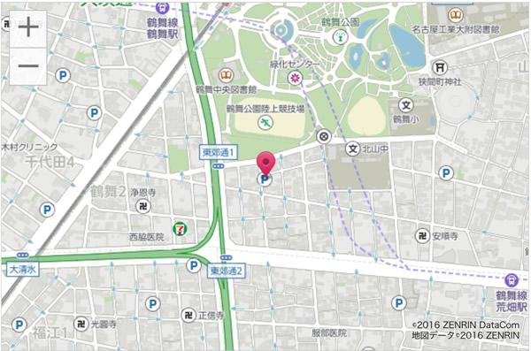 名鉄協商P+鶴舞3丁目第2