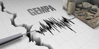 Gempa terjadi kembali