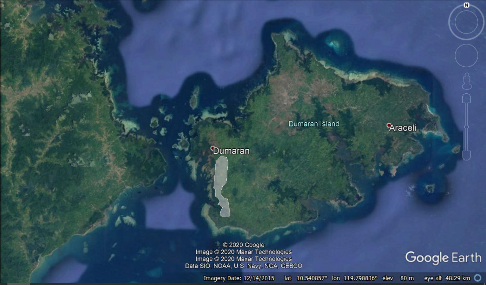 Dumaran Island