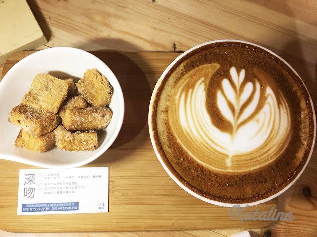 享受靜謐片刻的難忘滋味 | 焙福咖啡Baffery Cafe'