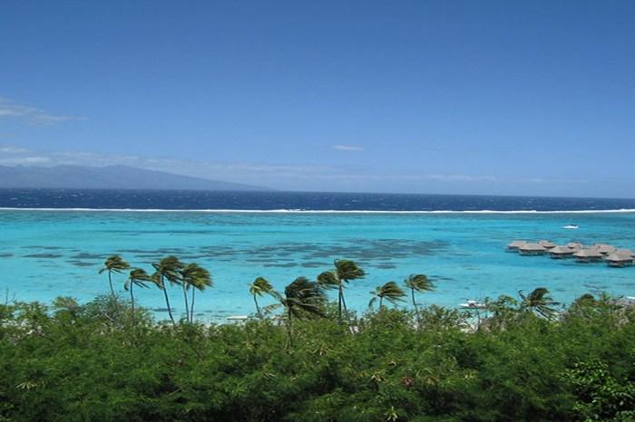 蜜月旅行到太平洋上的明珠 | 大溪地D2 茉莉亞島環島