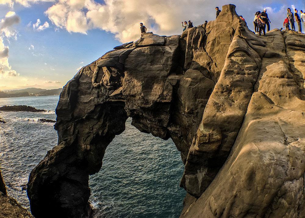 北海岸之美 | 深澳象鼻岩