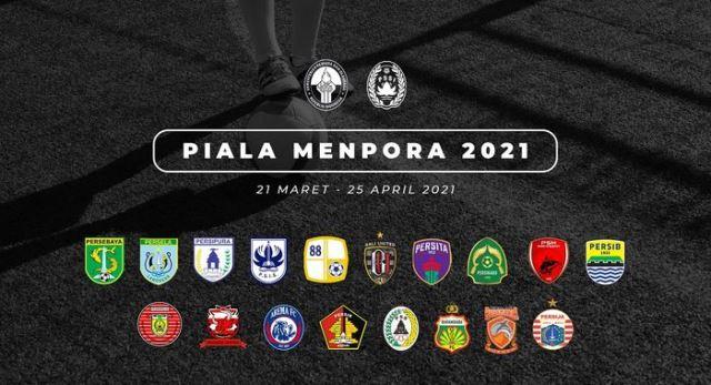 Jadwal Piala Menpora 2021