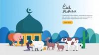 Kemenag Larang Shalat Idul Adha di Lapangan/Masjid Zona Merah dan Oranye