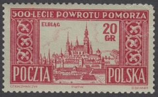 500 rocznica powrotu Pomorza do Polski - 732
