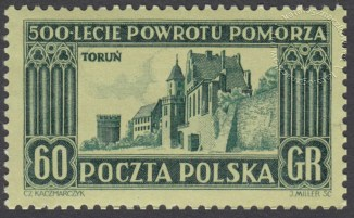 500 rocznica powrotu Pomorza do Polski - 734