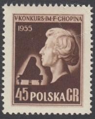 V Konkurs pianistyczny im. Fryderyka Chopina w Warszawie - 737
