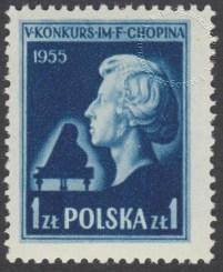 V Konkurs pianistyczny im. Fryderyka Chopina w Warszawie - 739