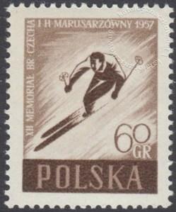 XII Memoriał Bronisława Czecha i Heleny Marsusarzówny - 858A