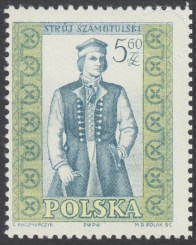 Polskie stroje ludowe - 1002B