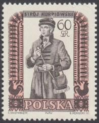 Polskie stroje ludowe - 996B